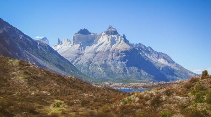 Torres Del Paine - Lac Skottberg